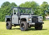 Land Rover Defender 90 - 'The Man from U.N.C.L.E.'