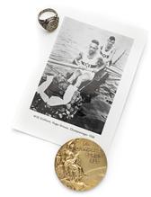 Willi Eichhorn's Gold Medal Berlin 1936 Olympics