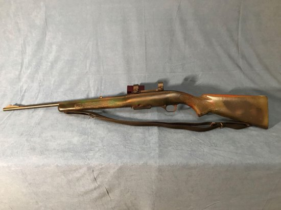 Winchester 100, .308 cal semi-automatic rifle, serial#A225189