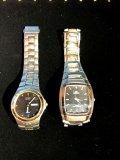 Citizen Eco-Drive and Denacci men's wristwatches