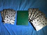 (9) Harris Washington quarter collection (5) 1999-2003, (3) 2004-08 and (1) 1999-2008 books