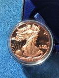 Copper American Eagle Dollar Proof