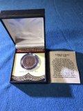 1839 US large cent
