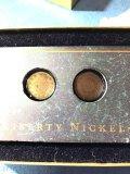 1907 & 1911 Liberty Nickel set