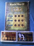 WWI & WWII coin collections
