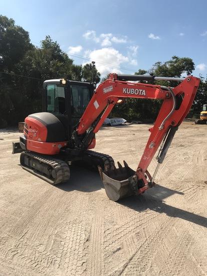 K&W Excavating Equipment & Truck Liquidation