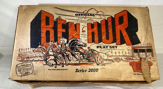 Marx Toys Ben-Hur playset