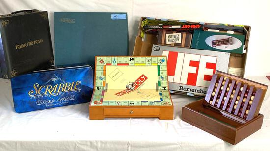 Michael Graves Monopoly game & other board games