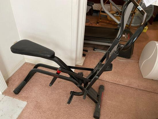 Weslo Cardio-Glide exercycle