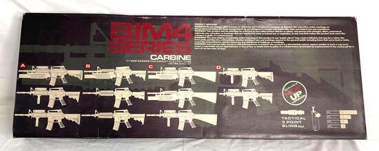 BOYI Aeg BIM4 Carbine 6mm BB airsoft electric gun