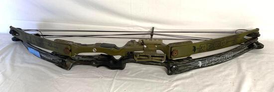 BEAR Whitetail II & Black Bear compound bows