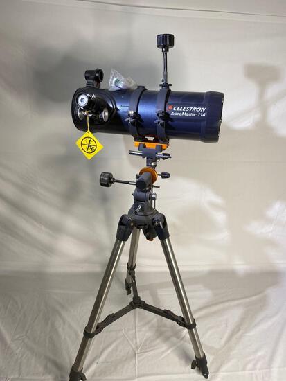 Celestron AstroMaster 114 telescope