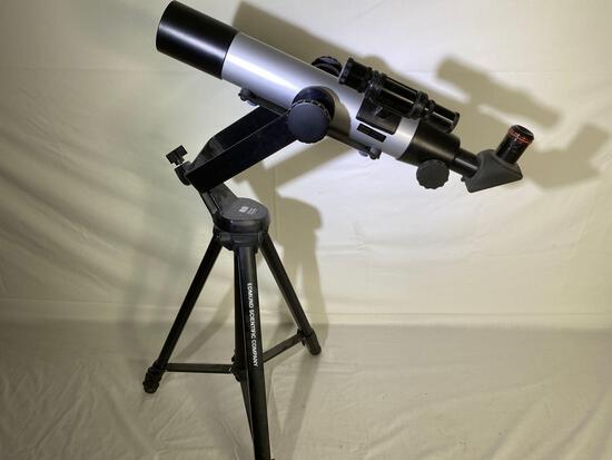 Edmund Scientific telescope