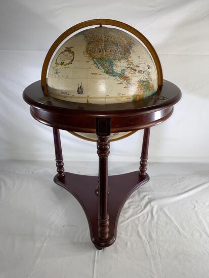 "Replogle 16"" diameter World Classic Series globe"