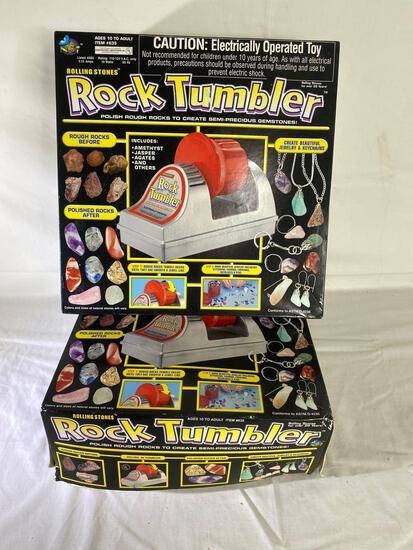 Rock Tumbler lapidary sets