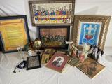 Icon and religious art & figurines