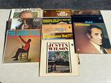 Country & Foreign Singers LPs