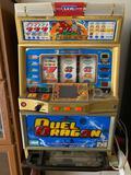 Aruze Duel Dragon LCD pachislo slot machine