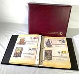 Reader's Digest First Day Cover Collection, cover and stamp album