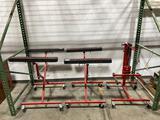 (3) Innovative Tools rolling racks