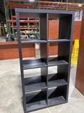 Black shelf 15