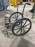 Wheelchair base