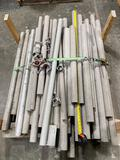 Pipes and clamps