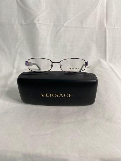 Versace VE1176 purple 51.16.135 women's eyeglass frames