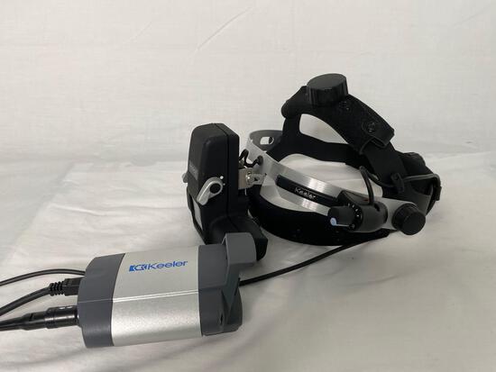 Keeler Mobile Wireless Adaptive Optics Refraction System