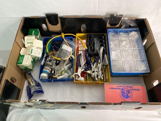 Optical repair tools
