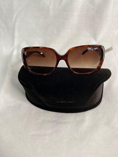 Tiffany TF4084 tortoise women's sunglasses 57.17.140