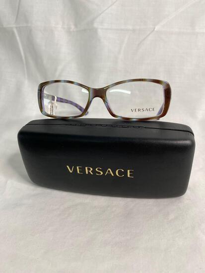 Versace VE3140 purple 54.15.135 women's eyeglass frames
