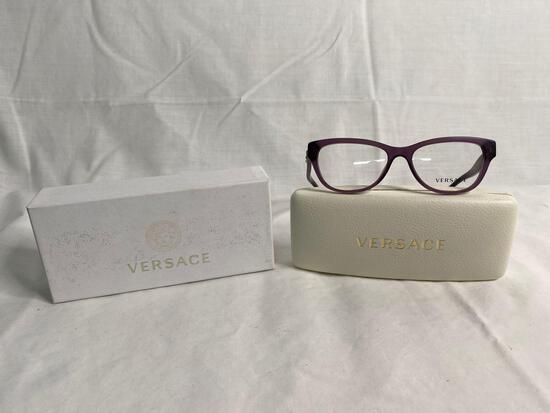 Versace VE3204 purple 51.14.140 women's eyeglass frames