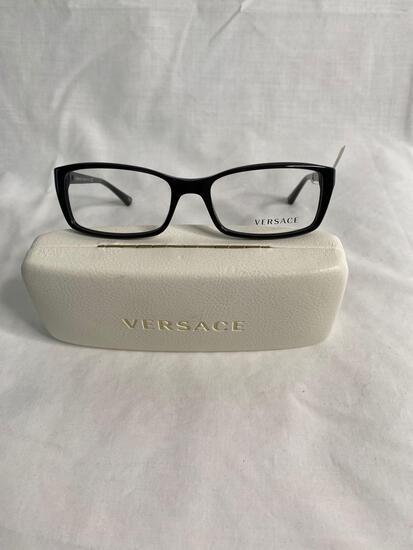Versace VE3152 black 55.17.140 unisex eyeglass frames