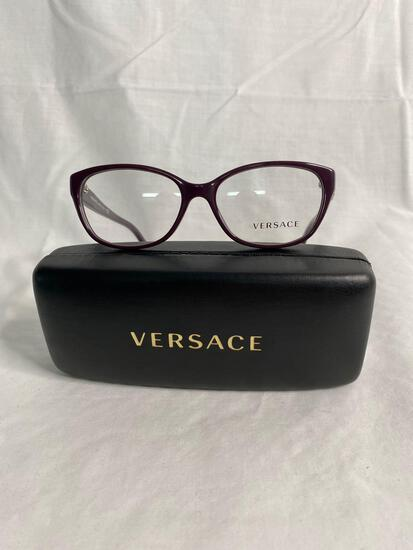 Versace VE3189 purple 52.15.140 women's eyeglass frames