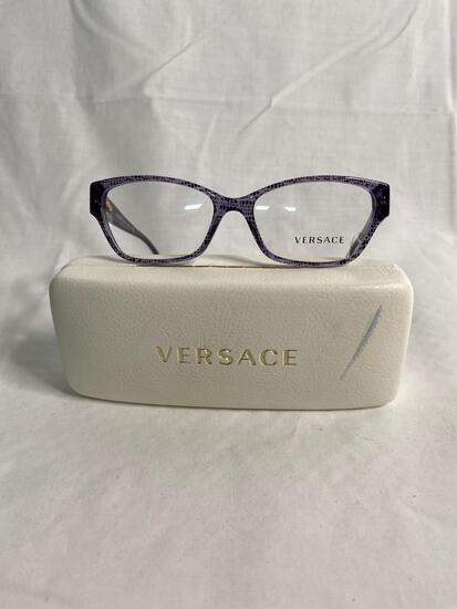 Versace VE3172 purple 54.16.135 women's eyeglass frames