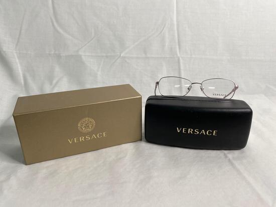 Versace VE1192 pink 54.16.135 women's eyeglass frames