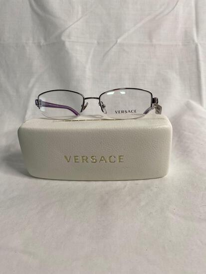 Versace VE1187 purple 51.17.135 women's eyeglass frames
