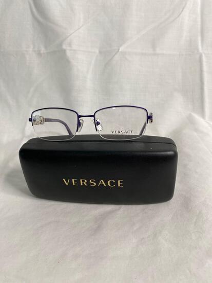 Versace VE1199 purple 51.17.135 women's eyeglass frames
