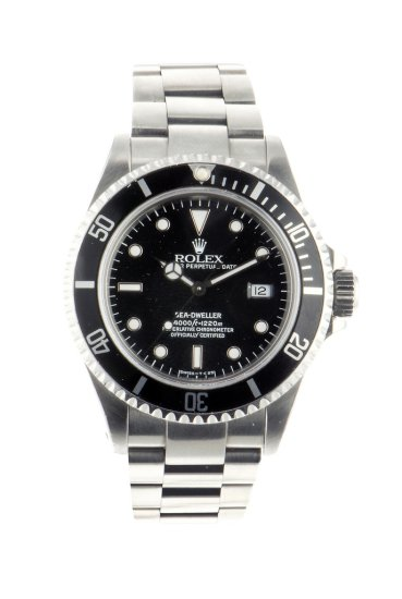 Rolex Sea Dweller 16600 complete with box and paperwork