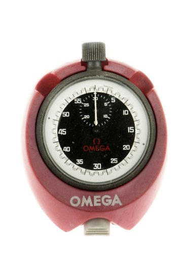 c.1970 Omega Stopwatch with desirable case mount