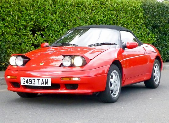 1990 Lotus M100 Elan SE Turbo