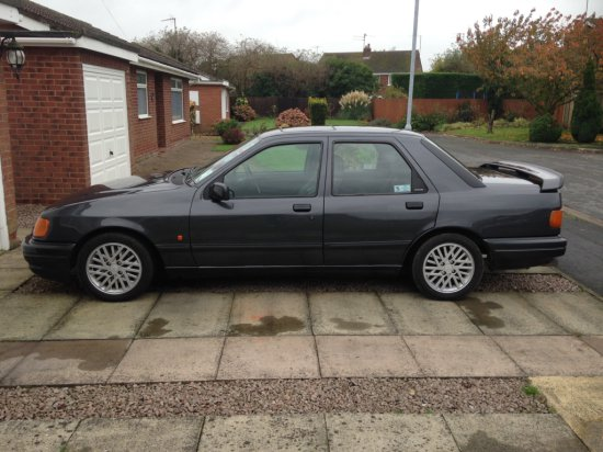 1989 Ford Sierra Sapphire RS Cosworth - ex Top Gear