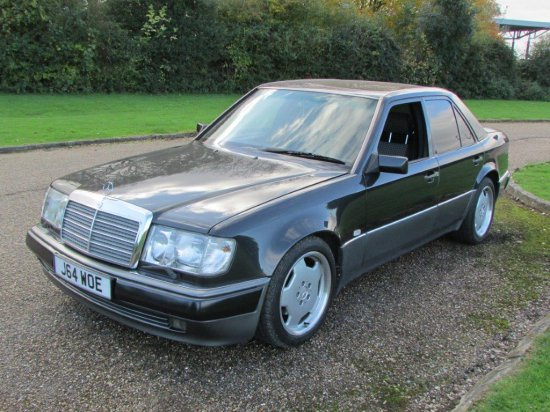 1992 Mercedes-Benz 500E Saloon