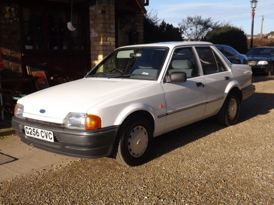 1990 Ford Orion 1.4L