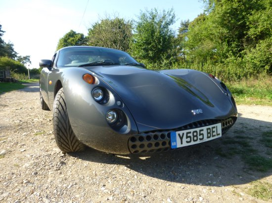 TVR Tuscan 4.0 Speed Six
