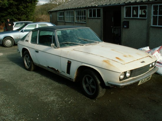 1973 Jenson Interceptor III