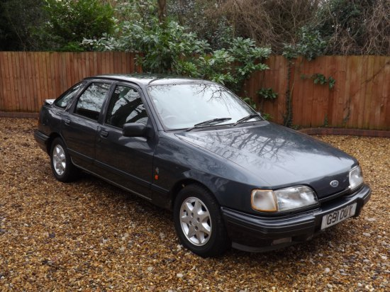1989 Ford Sierra XR4x4