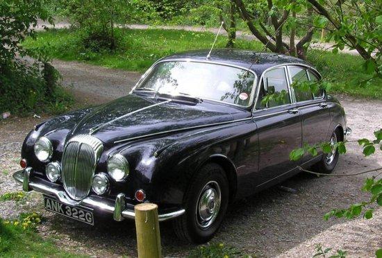 1969 Daimler 250 V8