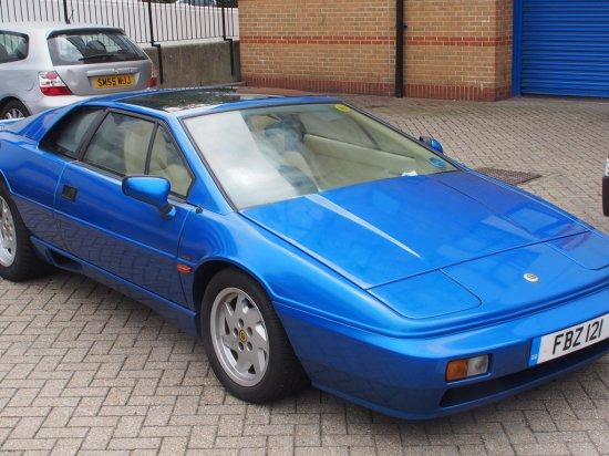 1990 Lotus Esprit X180 N/A